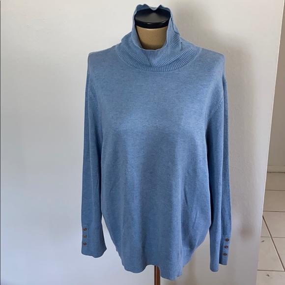 Joseph A Sweaters - Joseph A Turtleneck Sweater
